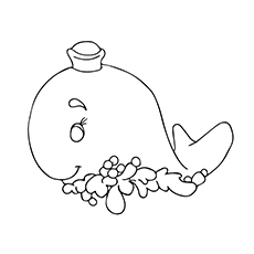photo relating to Whale Templates Printable referred to as 20 Printable Whale Coloring Internet pages Your Infant Will Enjoy