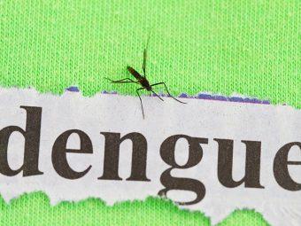 9 Serious Symptoms Of Dengue In Toddlers