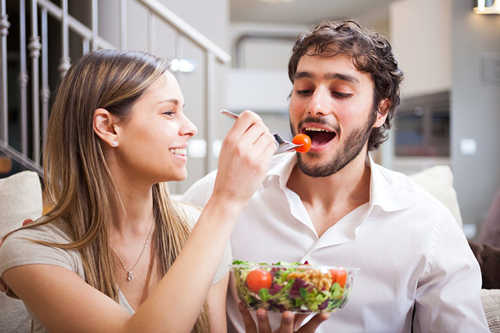 Foods To Increase Fertility In Men