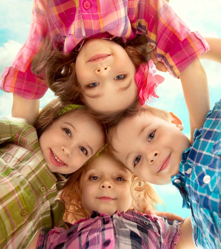 Friendship Day For Kids