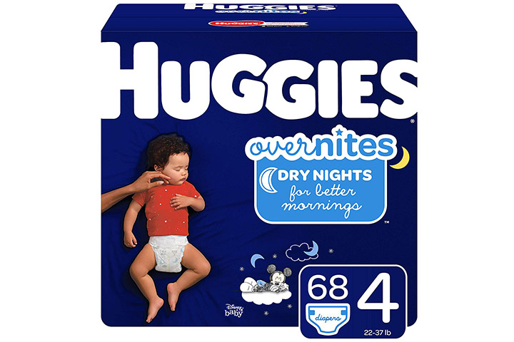 HUGGIES OverNites Diapers