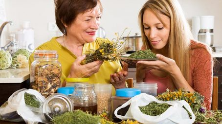 Herbs To Help With Fertility