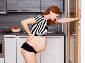 Is It Safe To Bend During Pregnancy?
