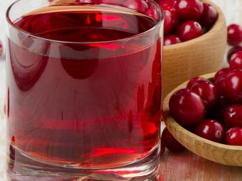 Is It Safe To Drink Cranberry Juice While Breastfeeding?