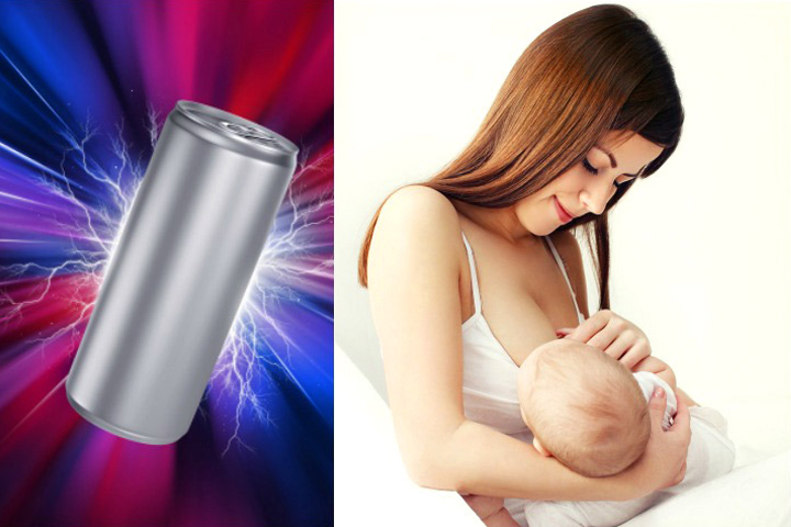 Is It Safe To Have Energy Drinks While Breastfeeding