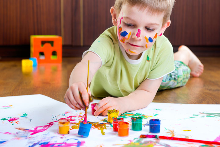 Indoor Activities For Toddlers - Mastering The Arts