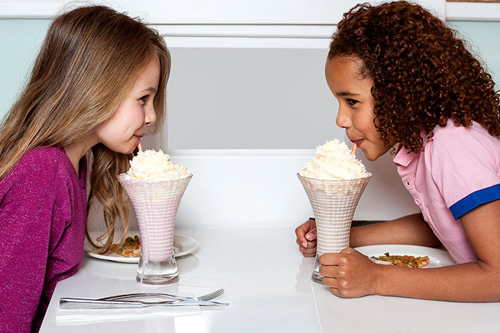 Milkshake Recipes For Kids