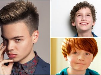 31 Cute Hairstyles For Boys (Also Haircuts)