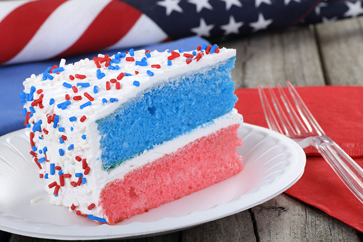 Ice Cream Bread - fourth of july desserts for kids Pictures