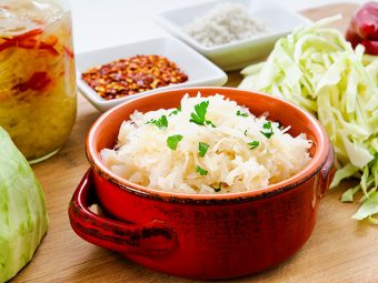 6 Amazing Health Benefits Of Eating Sauerkraut During Pregnancy