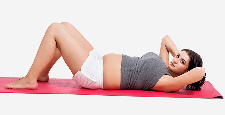 Sit-Ups During Pregnancy