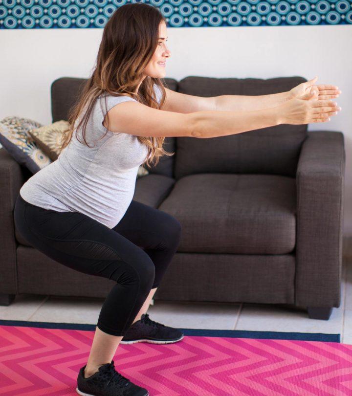Squats During Pregnancy