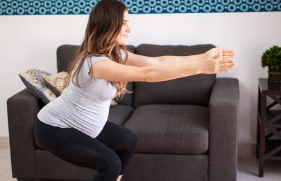 Squats During Pregnancy: 8 Exercises To Do And Guidelines To Take