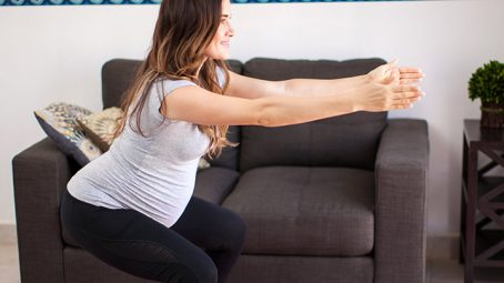 Squatting During Pregnancy