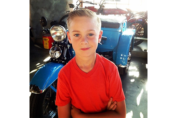 Taper Cut new haircuts for boys Pictures