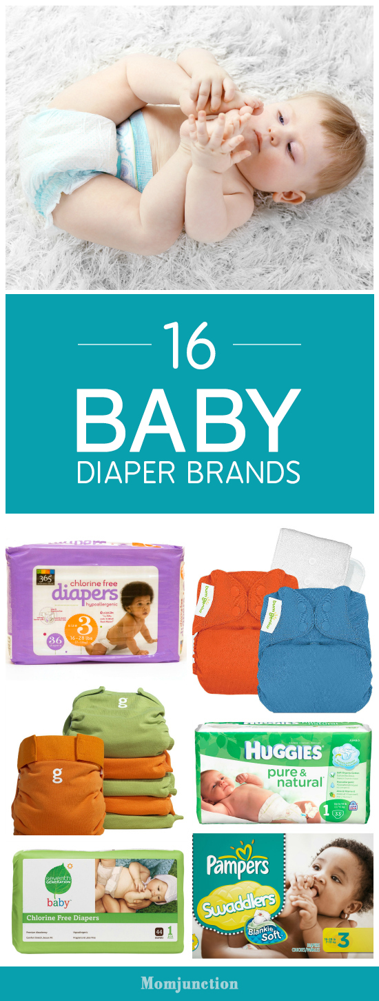 15 Best Baby Diaper Brands To Know