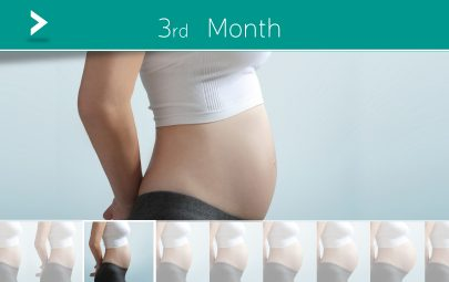 Third Month Pregnancy: Baby Development, Ultrasound And Exercises To Do