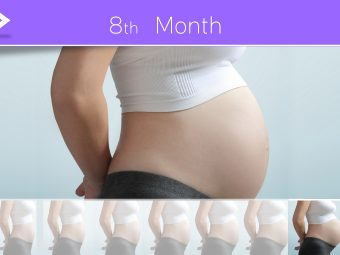 8th Month Pregnancy - Symptoms, Baby Development, Tips And Body Changes