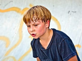Excessive Sweating In Children - Causes And Treatment