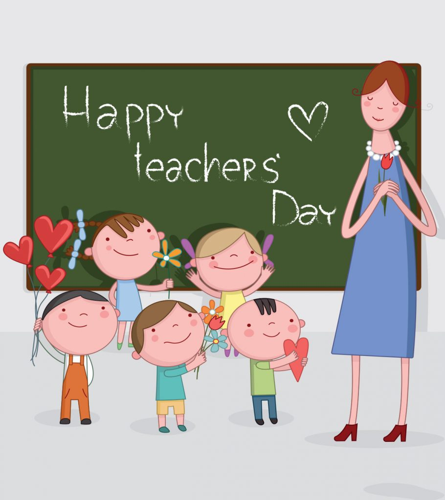 11 beautiful card and gift ideas for teachers' day