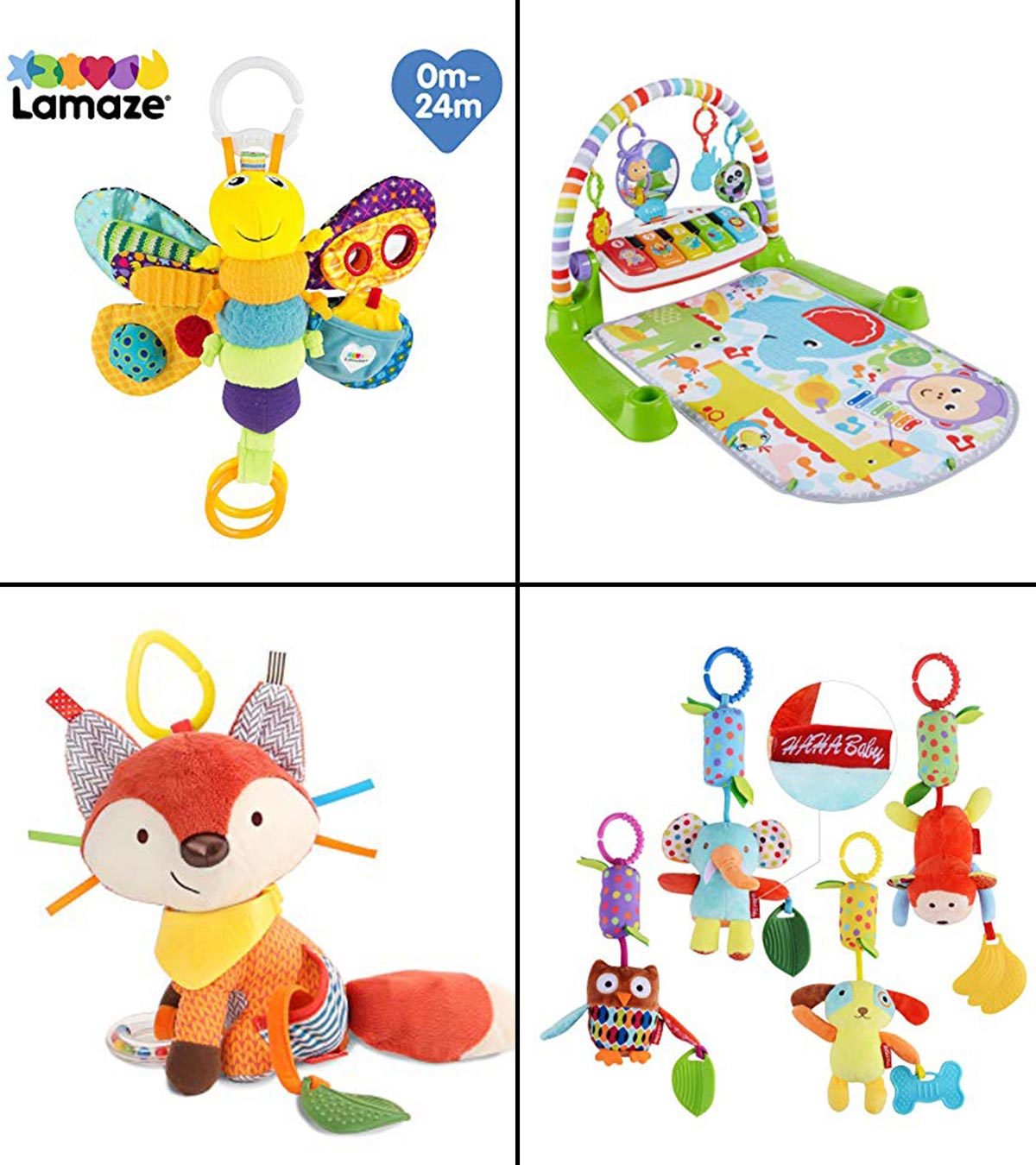 13 Best Toys For 1 Month Old Baby In 2020