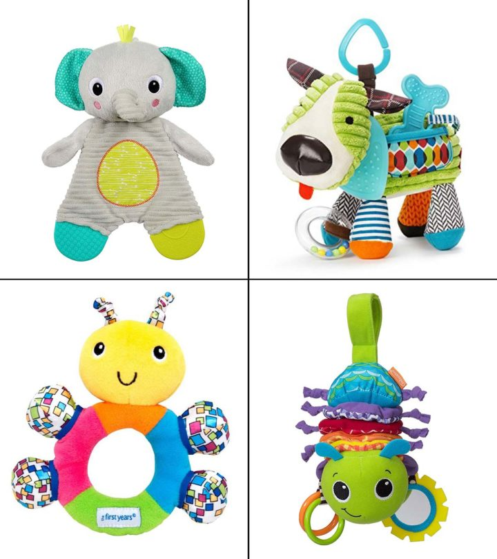17 Best Toys For Your 5-Month-Old Baby In 2020
