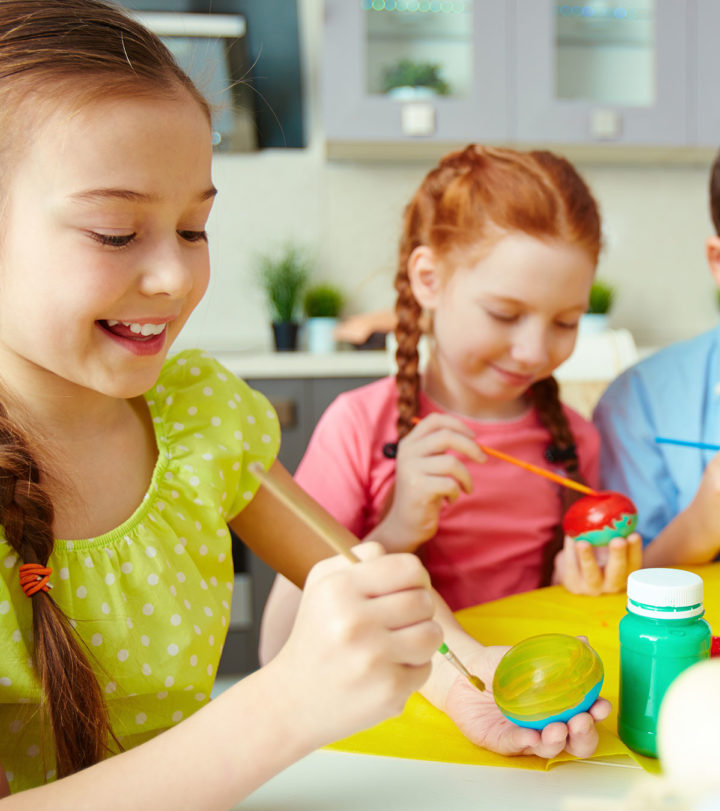 Painting For Kids - Ideas And Activities