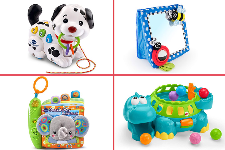 21 Best Toys For 7-Month-Old Babies In 2020