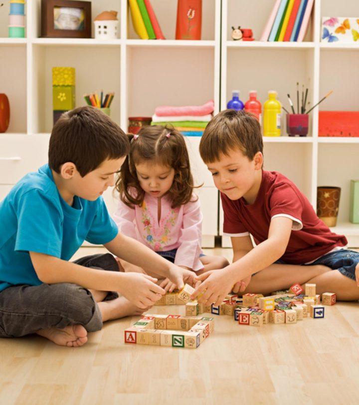 21 Enjoyable Indoor Games For Kids