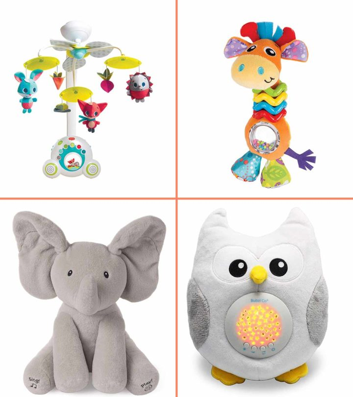 23 Best Toys For 2-Month-Old Babies In 2020