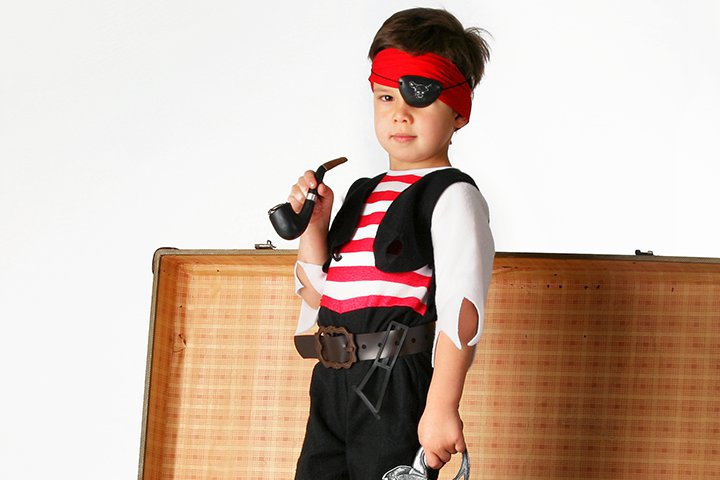 Treasure Hunt Ideas For Kids - Fun Halloween Time Treasure Hunt Idea