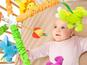 5 Wonderful Toys For One Month Old Baby In 2019