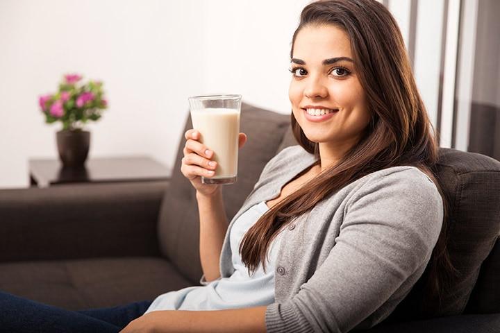 Almond Milk While Breastfeeding