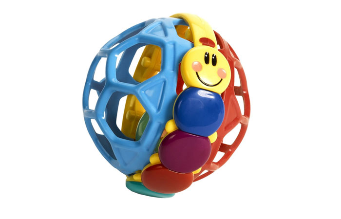 15 interesting toys for your 5 month old baby 3 baby einstein bendy ball negle Image collections