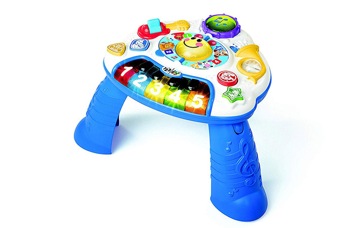 Baby Einstein Discovering Music Activity Table 5747