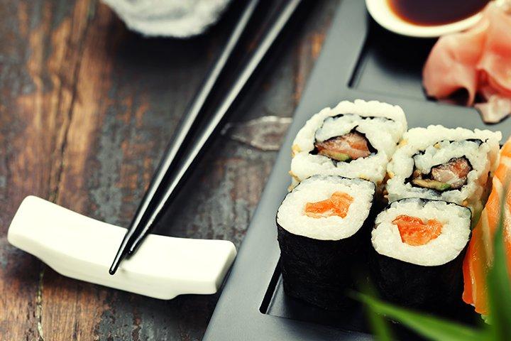 Sushi Recipes For Kids - Baby Sushi