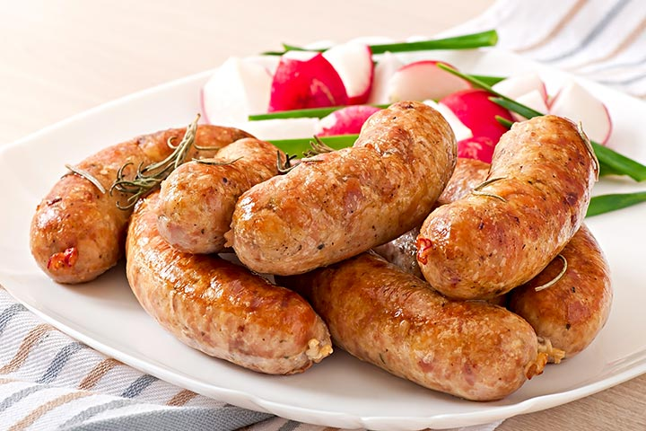 Sausage During Pregnancy - Is It Safe?