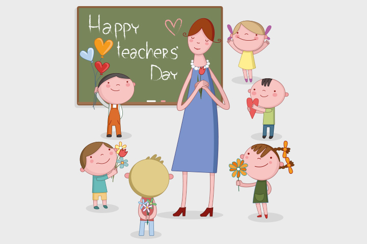 Teachers Day Card And Gift Ideas