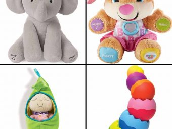 25 Best Toys For Your 8-Month-Old Baby In 2020