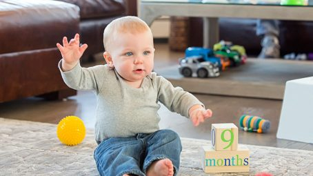 Best Toys For Your 9 Month Old Baby