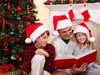 6 Beautiful Christmas Stories For Kids To Read