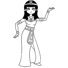 top 10 ancient egypt coloring pages for toddlers