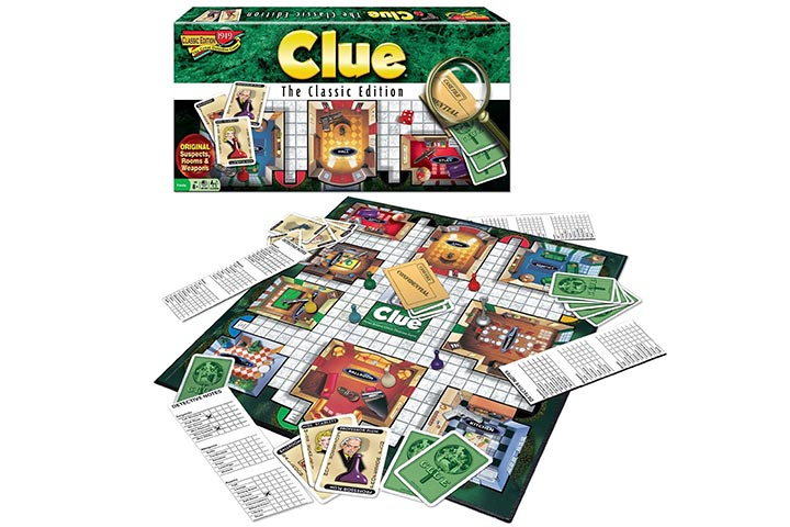 Clue – Classic Edition