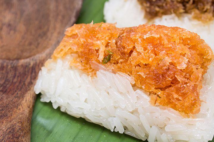 Sushi Recipes For Kids - Coconut Sushi
