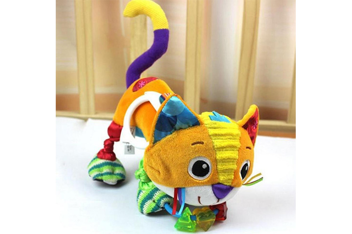 Crazy Cat Baby Sensory Development Toys Animal