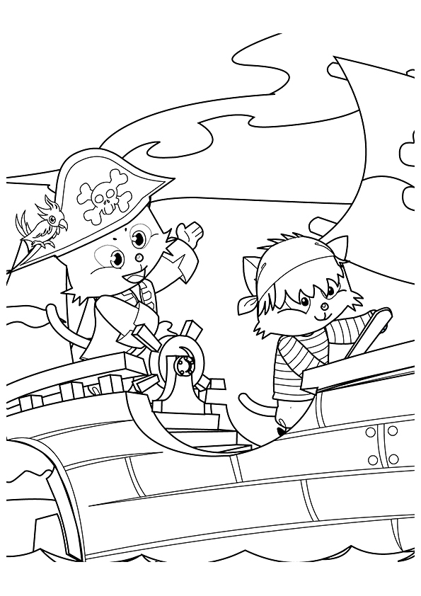 Cute-Cat-Pirates