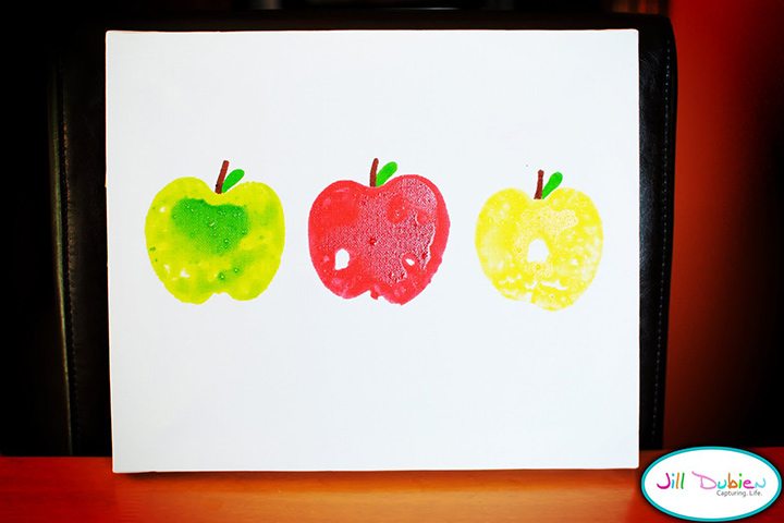 Teachers Day Card Pictures - Cute Little Apple Card