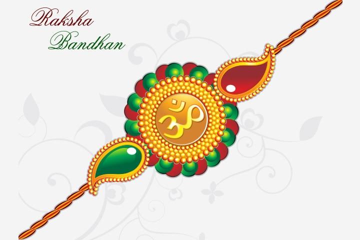 Raksha Bandhan For Kids - DIY Rakhi