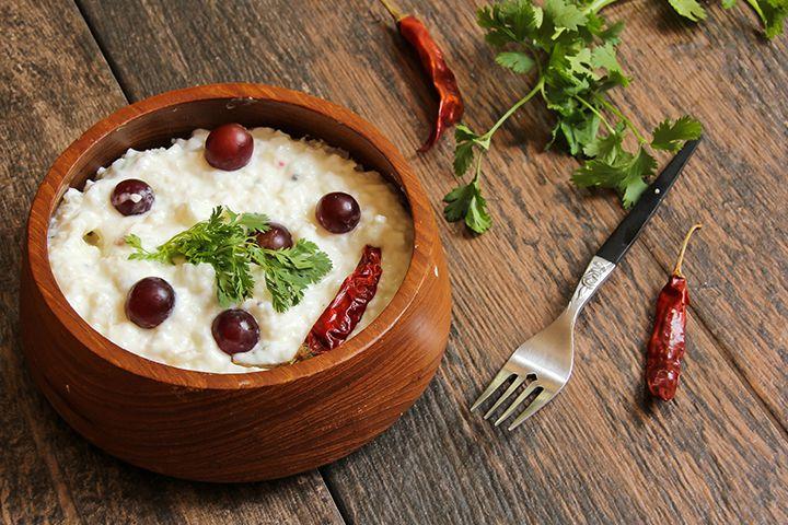 Indian Baby Food Recipes - Dahi Poha