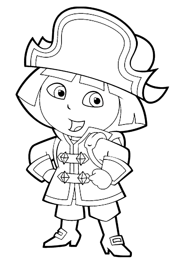 Dora-The-Pirate